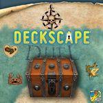 Board Game: Deckscape Duel: Pirates' Island