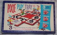 Board Game: Pixie Play Tray