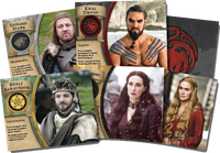 Board Game: Game of Thrones: The Iron Throne