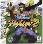 Video Game: Virtua Fighter 2