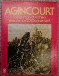 Board Game: Agincourt: The Triumph of Archery over Armor, 25 October 1415