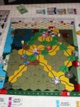 Board Game: 1826: Railroading in France and Belgium from 1826