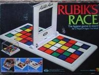 Board Game: Rubik's Race