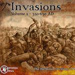 Board Game: Invasions: Volume 1 – 350-650 AD