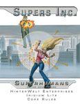 RPG Item: Supers Inc.
