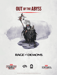 RPG Item: DDEN3: Out of the Abyss (D&D Encounters)