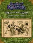 RPG Item: Greed and Glory: A Guidebook to the Brigand and Gladiator