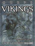 RPG Item: GURPS Vikings (Second Edition)