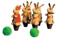 Board Game: Bowling Bunnies