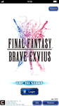Video Game: Final Fantasy: Brave Exvius