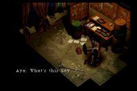 Video Game: Parasite Eve