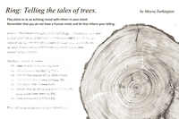 RPG Item: Ring: Telling the tales of trees