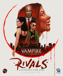 Board Game: Vampire: The Masquerade – Rivals Expandable Card Game
