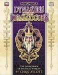 RPG Item: Dynasties and Demagogues