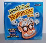 Board Game: Head Full of Numbers