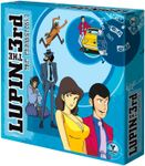Board Game: Lupin the 3rd: The Expansion #1