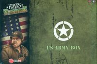 Board Game: Heroes of Normandie: US Army Box