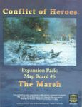 Board Game: Conflict of Heroes: Marsh Map Missions