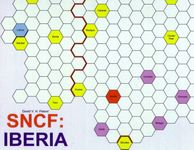 Board Game: SNCF: Iberia Expansion