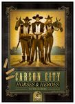 Board Game: Carson City: Horses & Heroes