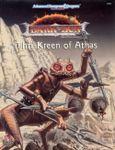 RPG Item: Thri-Kreen of Athas