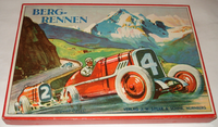 Board Game: The Mountain Race