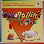 Board Game: Get Rollin'!
