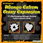 Board Game: Ubongo Extrem Craxy Expansion