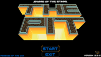 Video Game: Sword of the Stars: The Pit