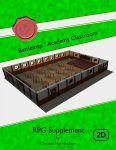 RPG Item: Battlemap: Academy Classroom