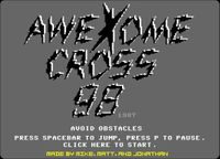 Video Game: Awexome Cross 98