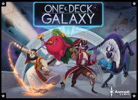 Board Game: One Deck Galaxy