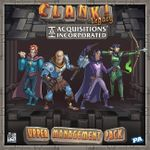 Board Game: Clank! Legacy: Acquisitions Incorporated – Upper Management Pack