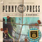Board Game: Penny Press