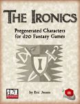 RPG Item: The Ironics