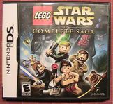 Video Game Compilation: LEGO Star Wars: The Complete Saga (DS)
