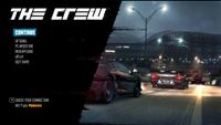 Video Game: The Crew