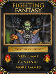 Video Game: Fighting Fantasy: Creature of Havoc
