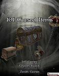 RPG Item: 101 Cursed Items