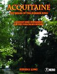 RPG Item: Acquitaine: The Realm of the Summer King
