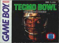 Video Game: Tecmo Bowl