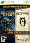 Video Game Compilation: Bioshock & The Elder Scrolls IV: Oblivion (Double Pack)
