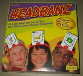 Board Game: Hedbanz for Adults!