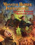 RPG Item: Monster Hunter International Employee's Handbook and Roleplaying Game