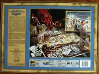 Board Game: Aladdin's Dragons