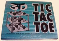 Board Game: 3D Tic Tac Toe