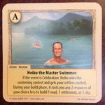 Board Game: The Rivals for Catan: Heiko the Master Swimmer