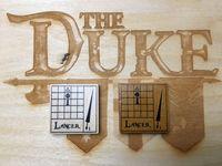 Board Game: The Duke: Lancer Promo Tile