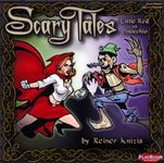 Board Game: Scary Tales: Little Red vs. Pinocchio