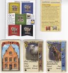 Board Game: Brügge: Die Haustiere